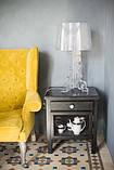 Квадратные тумбочки под лампы Борджиа, фото 5
