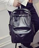 Модный мужской городской рюкзак, фото 2