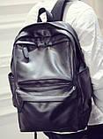 Модный мужской городской рюкзак, фото 8