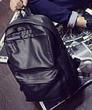 Модный мужской городской рюкзак, фото 9