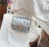 Модна жіноча міні сумочка клатч, фото 3