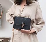 Модна жіноча міні сумочка клатч, фото 4