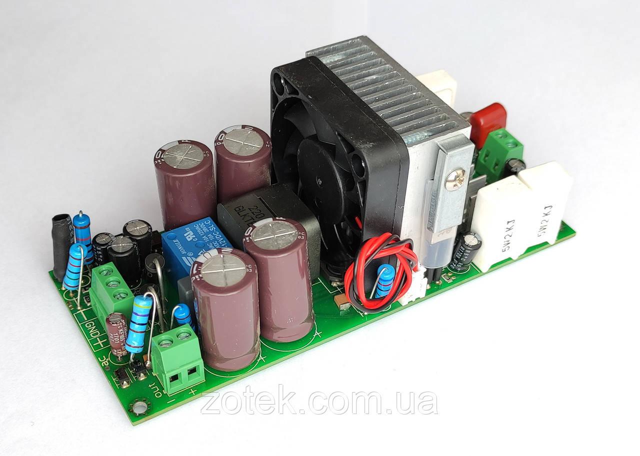Підсилювач звуку 1000 Вт 1 кВт IRS2092S + RIFP4227*2 /1652
