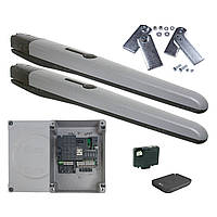 Комплект автоматики TOONA5016PKLT Nice для розпашних воріт (ширина до 10 м)