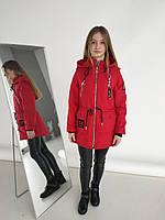 Куртка-жилетка весенняя для девочек