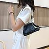 Мини сумка с замком поцелуйчик, фото 5