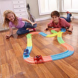 Оригінальна світиться дитяча дорога MAGIC TRACKS 220 деталей, фото 4