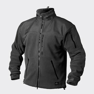 Куртка флисовая Classic Army Helikon tex черная