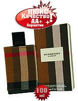 Р1Burberry London for men Хорватия Люкс качество АА++ парфюм Барбери