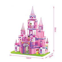 """Конструктор Sluban M38-B0152 """"Замок принцеси"""", 472 деталей"""