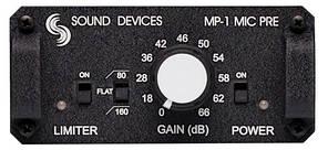 Мікшер Sound Devices MP-1