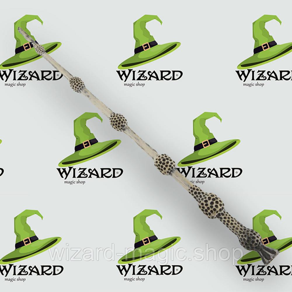 Волшебная палочка Дамблдора с металлическим стержнем