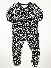 """Человечек Джордж для мальчика """"Бэтмен"""", 50-56 (First Size)"""
