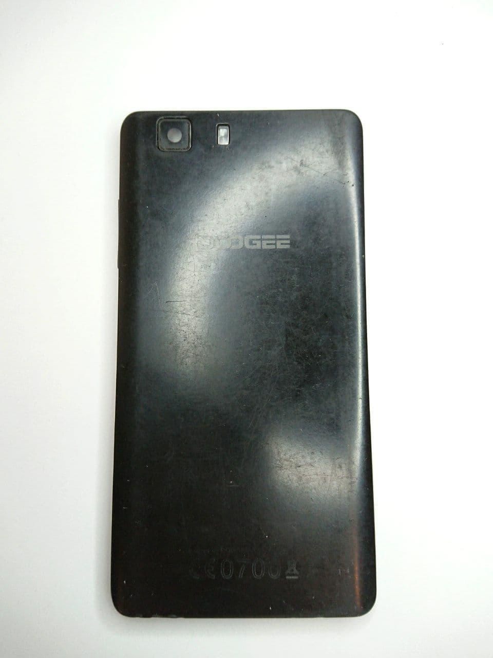 Корпус и средняя часть черный DOOGEE X5 б.у.