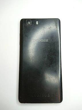 Корпус и средняя часть черный DOOGEE X5 б.у., фото 2
