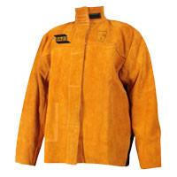 Куртка кожаная ESAB Welding Jacket сварщика - размер 50