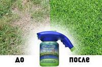Резервуар жидкий газон HYDRO MOUSSE, распылитель для гидропосева, фото 1