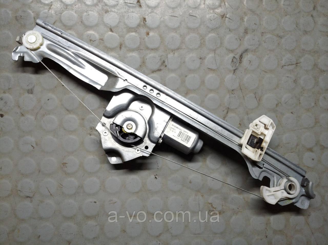 Механизм стеклоподъемника задний левый Renault Modus