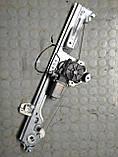 Механизм стеклоподъемника задний левый Renault Modus, фото 2
