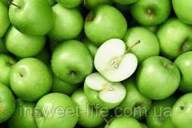 Ароматизатор жидкий зеленое яблоко  1кг/флакон