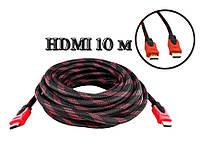 HDMI Кабель10 метров Версия V1.4 cable HD 1080p Шнур для передачи видеосигнала, Кабель для электроники