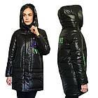 Класична Модель Зимове Пальто Пуховик Visdeer Гарантія якості і стилю! Розміри XS-XXL (40-50), фото 2