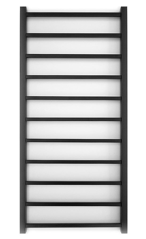 Электрический полотенцесушитель Genesis-Aqua Flat 120x53 см