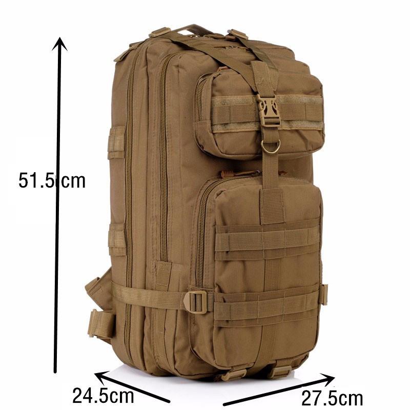 Тактический Рюкзак Stealth Angel 45L Бежевый