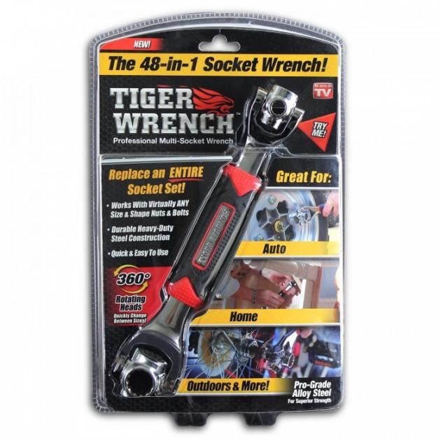 Универсальный Ключ 48In1 Socket Wrench
