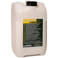Litokol ELASTOCEM B (8 кг) - Двухкомпонентная эластичная гидроизоляция (ELST0008) Канистра отдельно