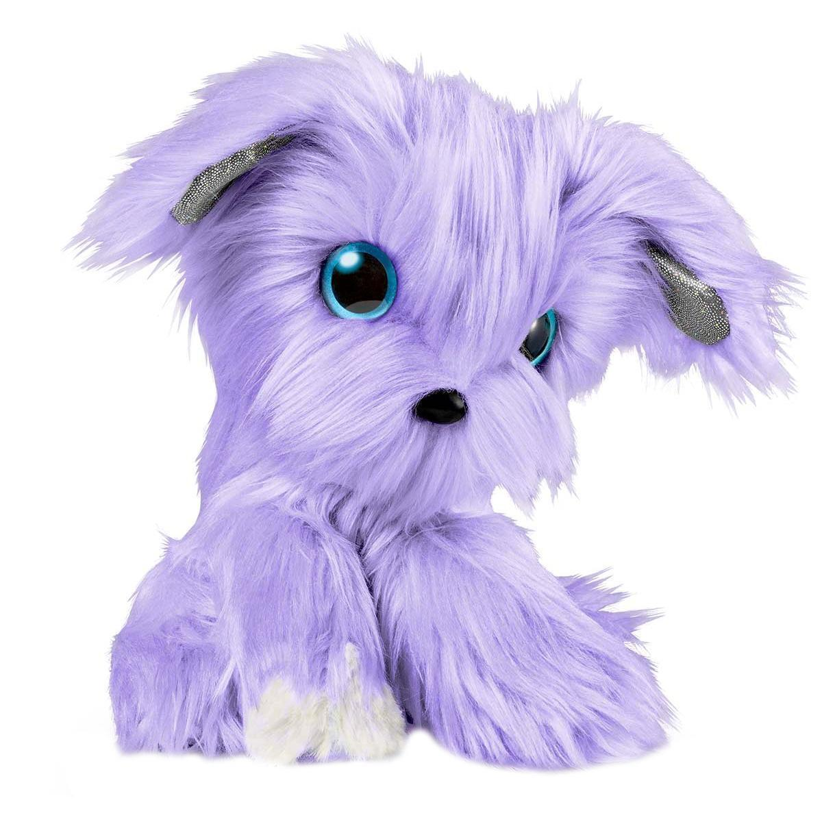 Іграшка сюрприз Scruff A Luvs пухнастик блукаюча зурка фіолетова Код 11-1829