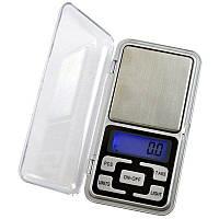 Ювелірні Кишенькові Ваги Pocket Scale Mh-500 0,1-500Г