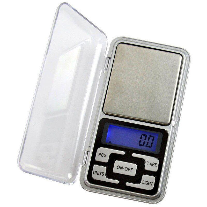 Ювелирные Карманные Весы Pocket Scale Mh-500 0,1-500Г