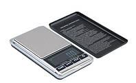 Ювелирные Карманные Весы Digital Scale 0.01-1000 Г С Чехлом, фото 1