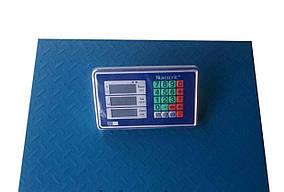 Беспроводные Электронные Торговые Весы До 600 Кг Nokasonic Nk 600 Wifi Платформенные Весы