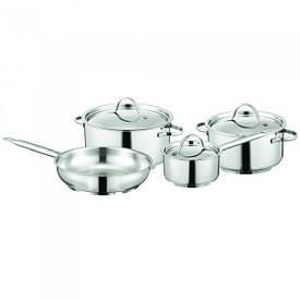 Набор посуды BergHOFF Comfort 7 пр, с металлическими крышками (1111033)  НОВИНКА