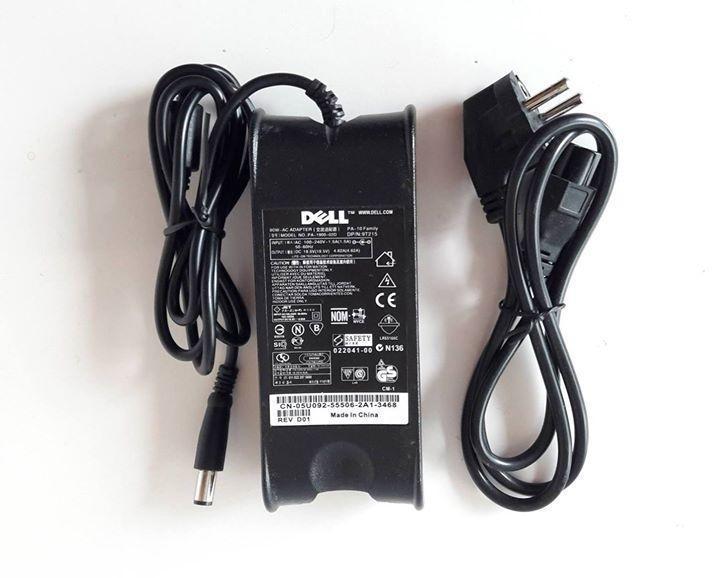 Блок Питания Dell 19.5V 4.62A 90W Штекер 7.4 На 5 Зарядка Для Ноутбука