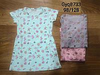 Платье для девочек Glo-story оптом , 98-128 рр. Артикул: GYQ8733
