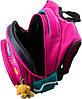 Рюкзак школьный для девочки в 1-4 класс ортопедический набор пенал и сума для обуви Winner One R3-221, фото 3