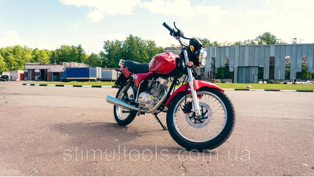Мотоцикл Мінськ D4 125