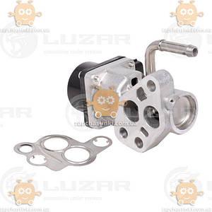 Клапан EGR (рециркуляції вихлопних газів) Ford Focus II, Mondeo 1.8 i, 2.0 i (Luzar) ЗЕ 14808