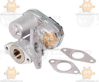 Клапан EGR (рециркуляції вихлопних газів) Peugeut Boxer, Ford Transit (від 2006р) 2.2 D, 2.4 D (Luzar) ЗЕ