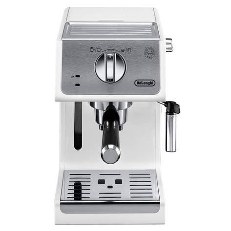 Ріжкова кавоварка еспресо Delonghi ECP 33.21 W, фото 2