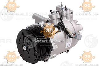 Компресор кондиціонера Honda Accord VII (від 2002) 2.0 i, 2.4 i (пр-во Luzar Росія) ЗЕ 00003960