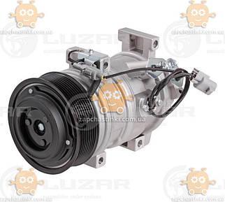 Компресор кондиціонера Land Cruiser 200 (від 2007) 4.5 D, 4.6 i (пр-во Luzar Росія) ЗЕ 64691