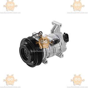 Компресор кондиціонера Mazda 3 (BK) (від 2003р) 1.6 i (пр-во Luzar Росія) ЗЕ 00003965