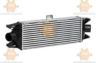Радиатор интеркулера Iveco Daily (от 1999г) (пр-во Luzar Россия) ЗЕ 55504