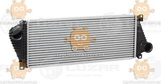 Радіатор інтеркулера LT, Sprinter, Sprinter, Sprinter Classic (пр-во Luzar Росія) ЗЕ 52898
