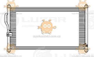 Радіатор кондиціонера Honda CR-V (від 1995р) 2.0 i (пр-во Luzar Росія) ЗЕ 17698