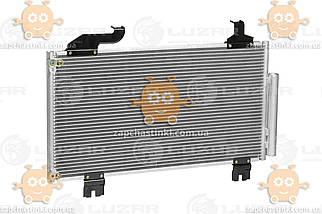 Радіатор кондиціонера Accord 2.0, 2.4 (від 2008р) АКПП, МКПП з ресивером (пр-во Luzar Росія) ЗЕ 46359